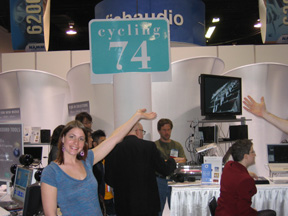 Booth Pointing
