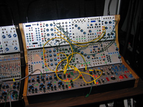 Buchla Booth 2