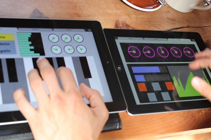 Mira iPad App for Max | Cycling '74
