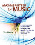 Use Max to write custom software for musical interaction. The book will discuss the concepts needed to complete your project, complete many projects in a step-by-step style guide, and look at numerous included software examples of working systems.
